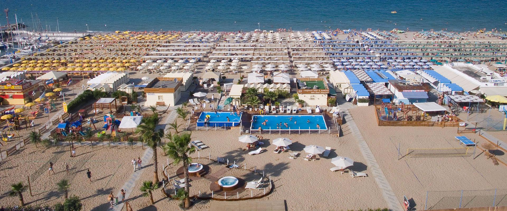 Hotel 2 étoiles Riccione